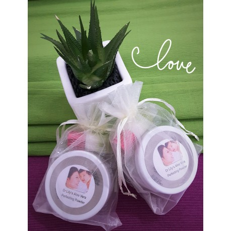 Aloe Perfecting Powder - Twin Pack