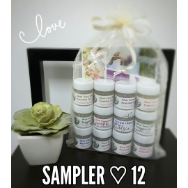 New! Sampler Twelve - Aloe Vera Gel